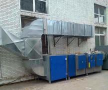 天津橡胶厂废气治理